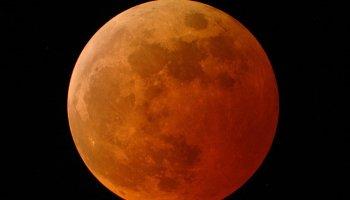 Lunar eclipse from NASA
