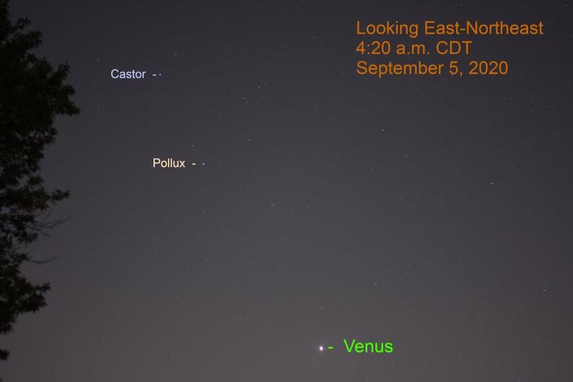 Venus in Cancer, September 5, 2020