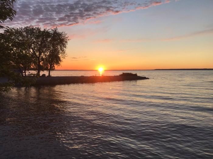 2021, July 2: Sunrise!