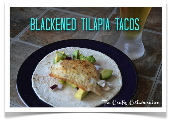 Blackened Tilapia Food Network