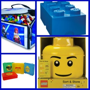 Lego storage options