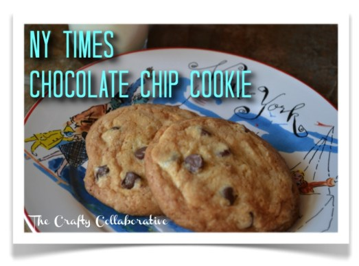 NY Times Best Chocolate Chip Cookie