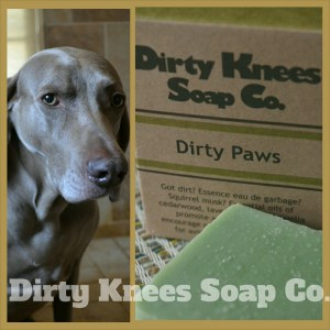 Dirty Knees Dirty Paws