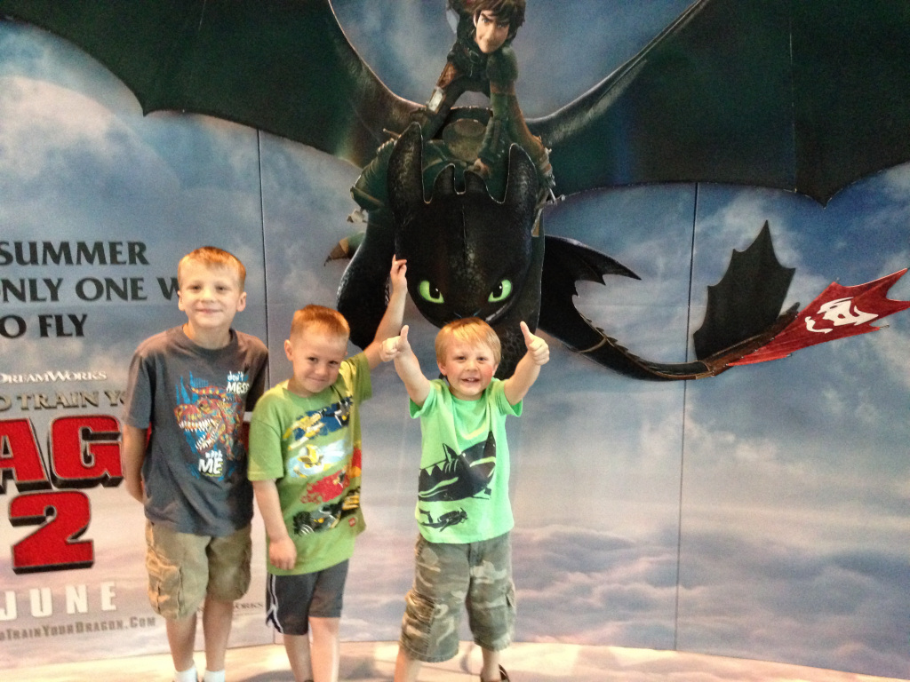 How To Train Your Dragon 2  When the Kids Go to Bed
