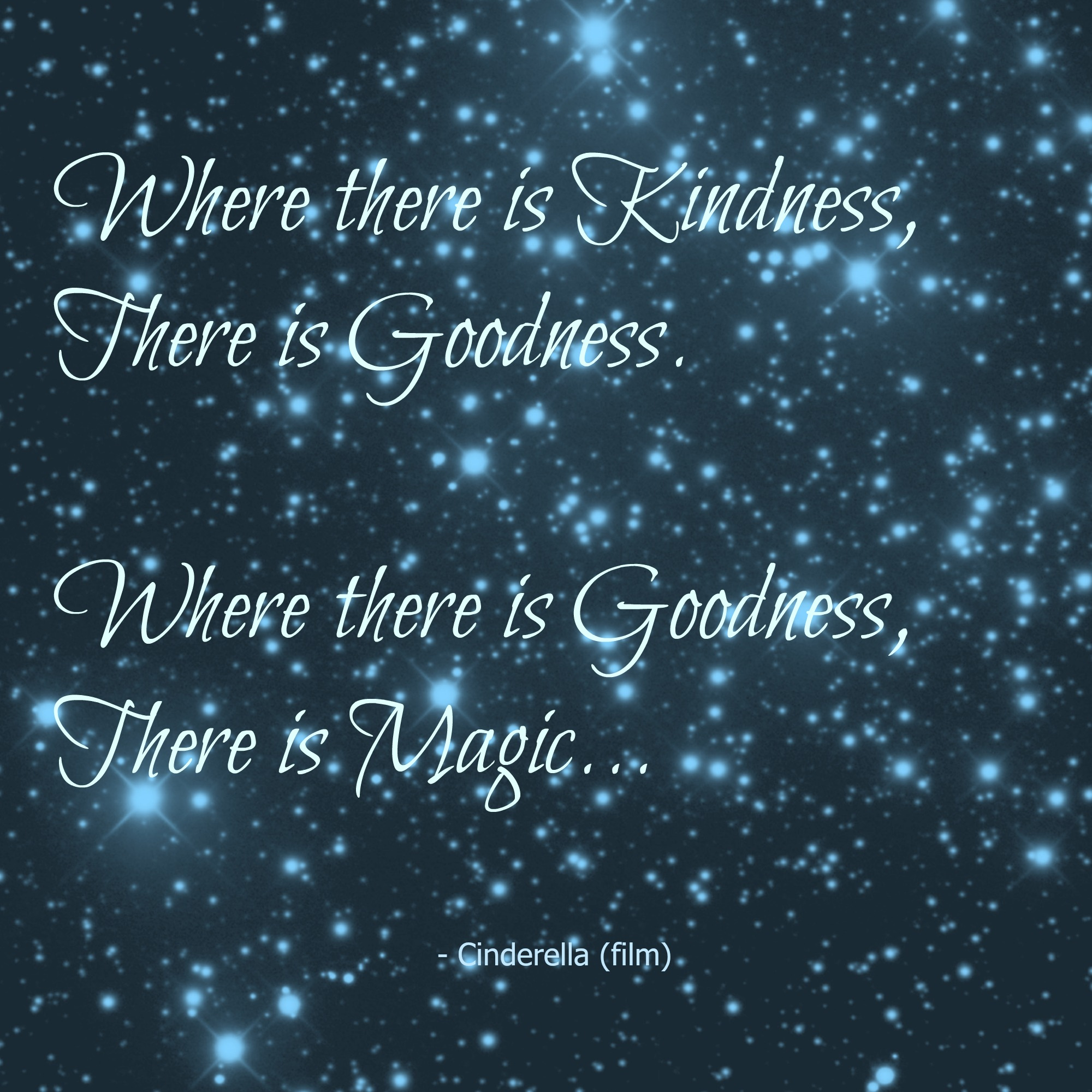 Motivation Monday Kindness Goodness Magic When The Kids Go To Bed