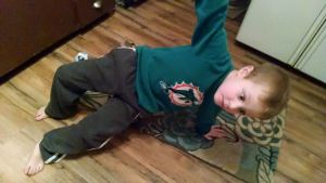 planking Finn
