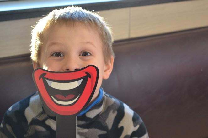 mcdonalds smile