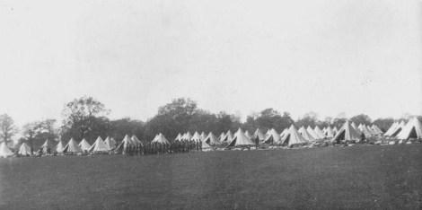 Haynes Park camp