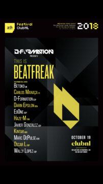 Beatfreak Line Up