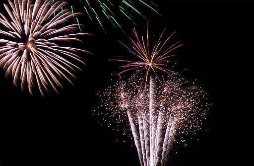 New Year has fireworks of hope