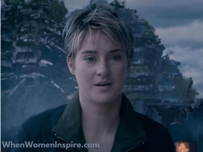 Strong Female Character Example Shailene Woodley