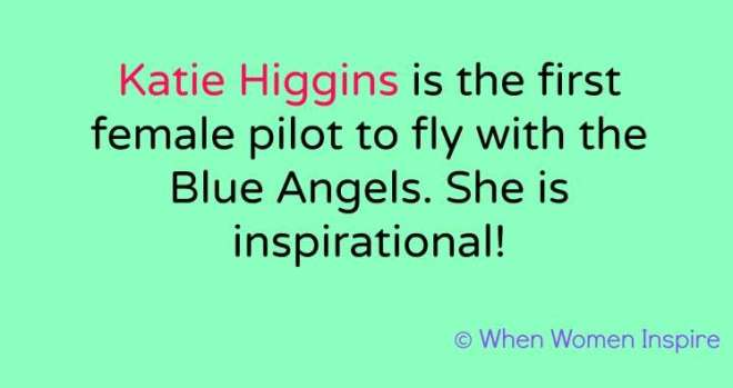 Blue Angels Female Pilot
