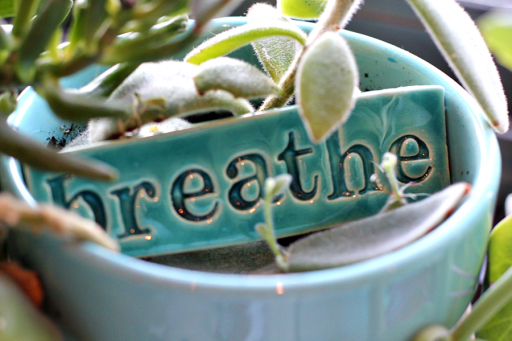 Cure those Monday Blues with Deep Breathing