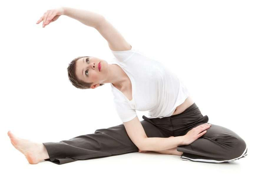 Stretching for the Female Body and Mind
