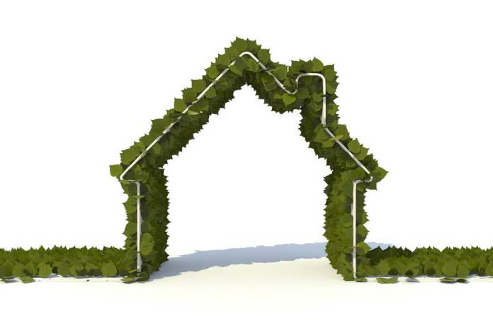 Environmentally friendly actions in your house