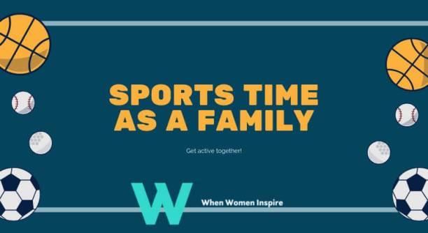 Family workout ideas