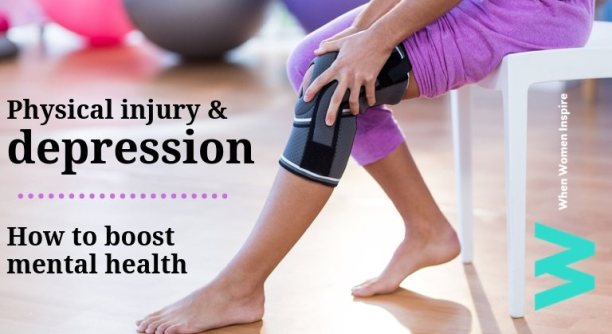 Injury and depression