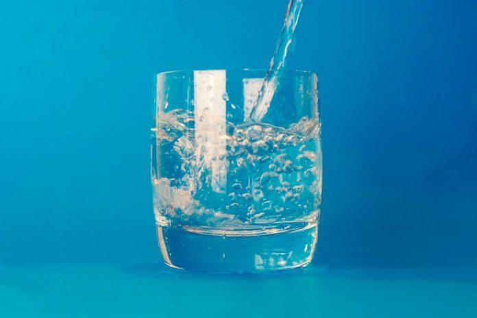 Water not soda