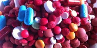 Medication epidemic in the U.S.