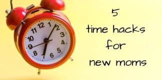 Tips for new moms with newborns