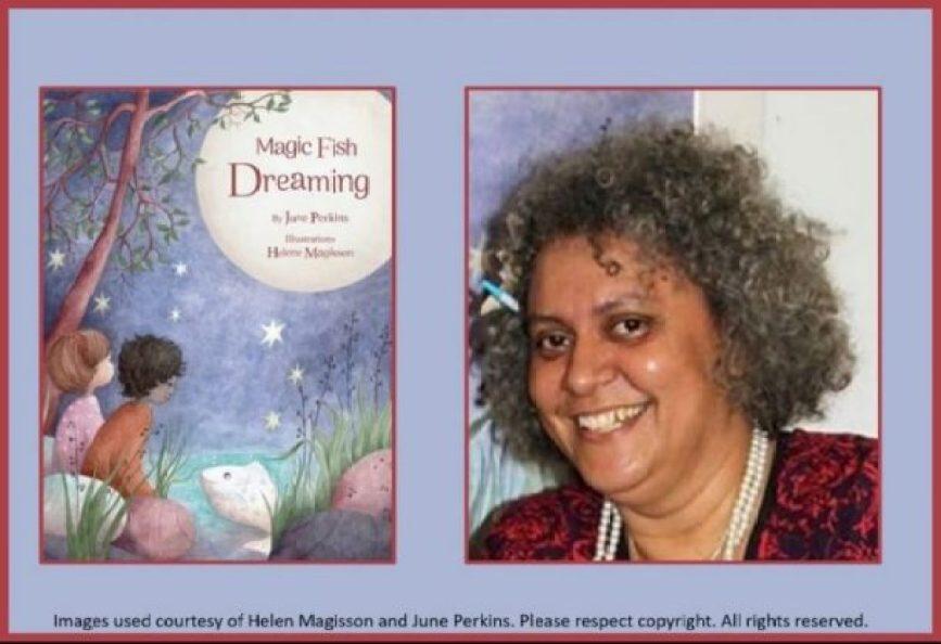 Nonfiction et écrivain de fiction June Perkins