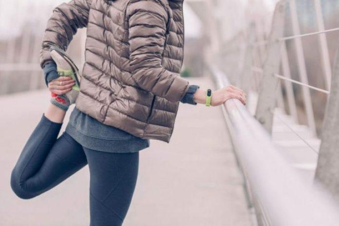 Winter wonderland exercise