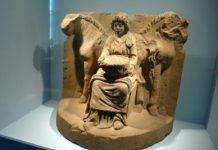 Epona Mother Goddess. Learn about celtic goddess and mythology with Linnea Turner.