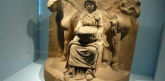 Epona Mother Goddess. Learn about celtic goddess and mythology with Linnea Turner.