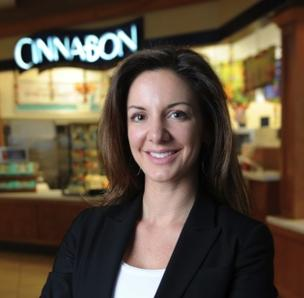 Kat Cole of Cinnabon is a restaurant industry leader