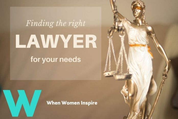 Lawyers: Which one is right for you?