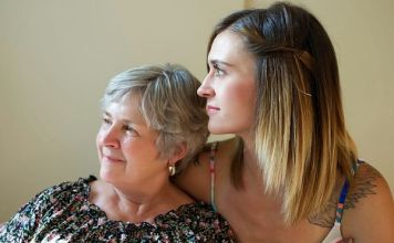 Aging parents care is vital, as this daughter knows well