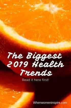 2019 health trends