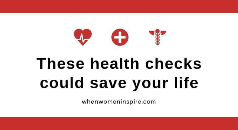 Check my health checks