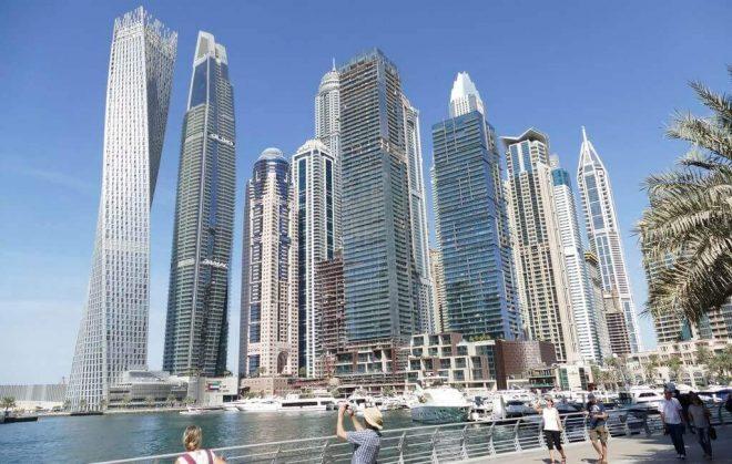 A lovely walk on Dubai family holidays