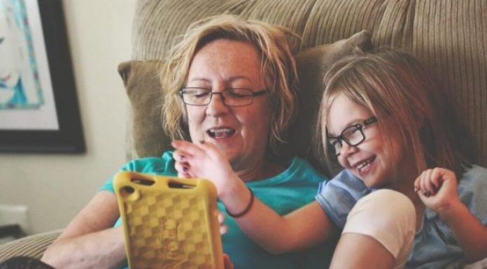 How is technology helping bring families together?