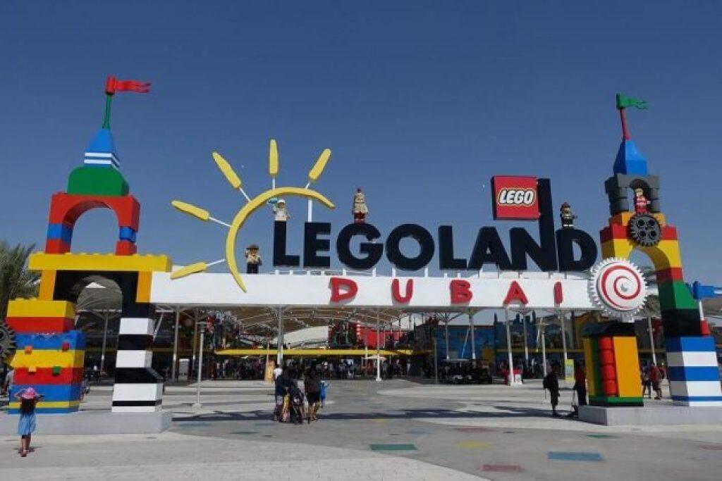 Legoland for Dubai family holidays