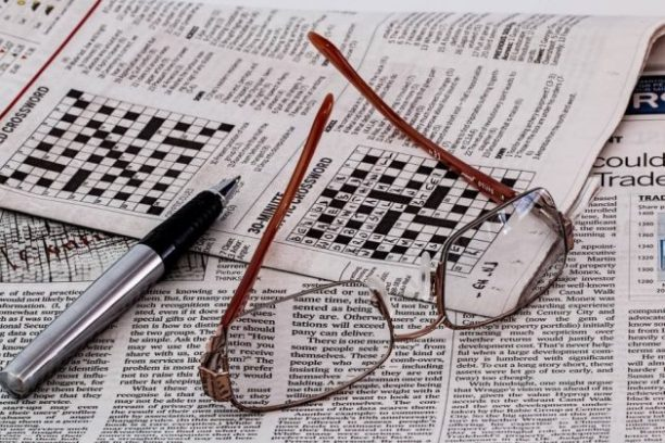 Crossword puzzles for better health