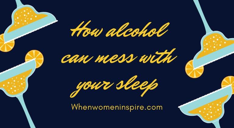 alcool et sommeil