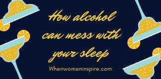 alcohol and sleep