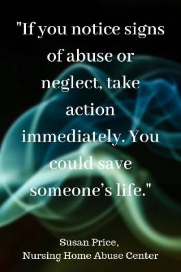 Elder abuse quote