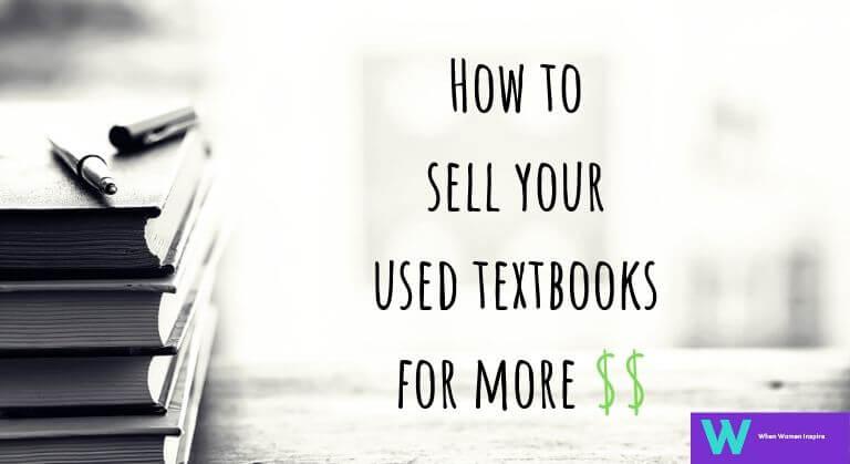 selling used textbooks