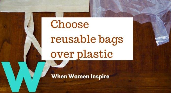 Ways to reduce waste