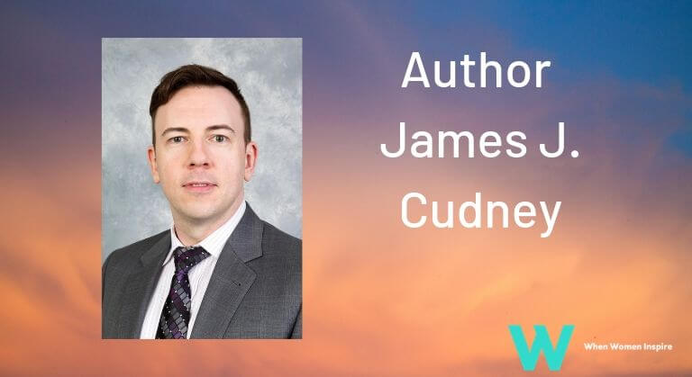 Author James J. Cudney
