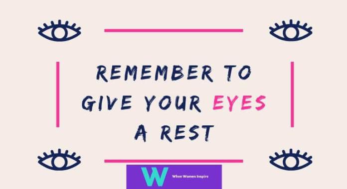 Eye health naturally