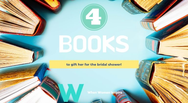 Perfect bridal shower gift? Books!