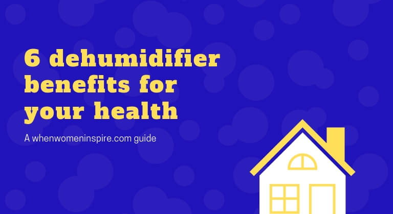 Health benefits of dehumidifier