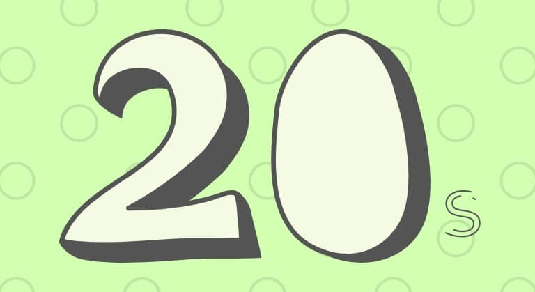 20s health tips