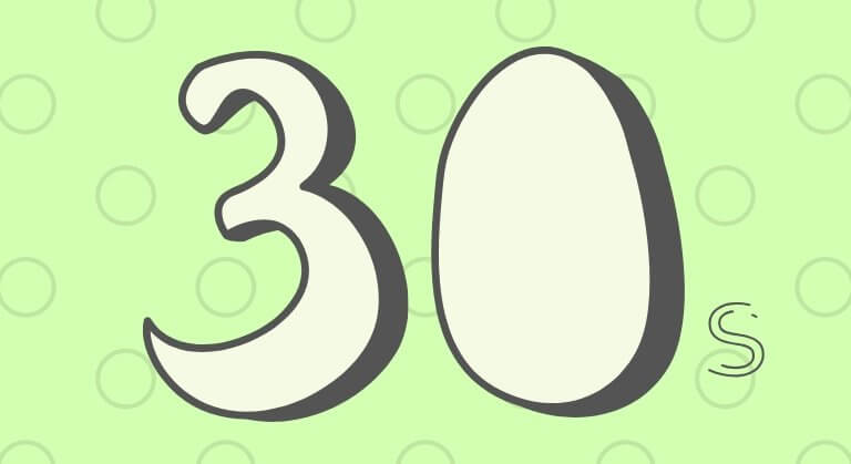 30s women's health prevention tips