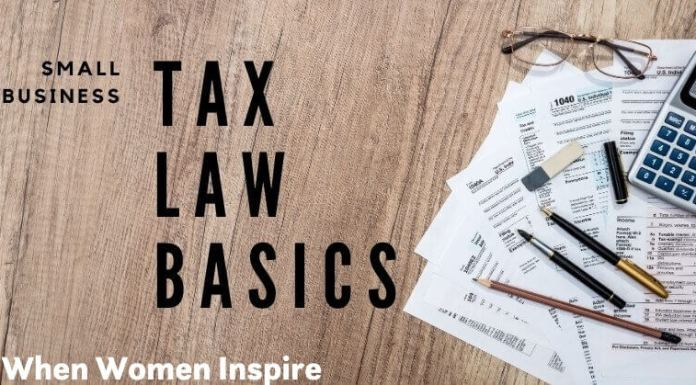 Tax law small business