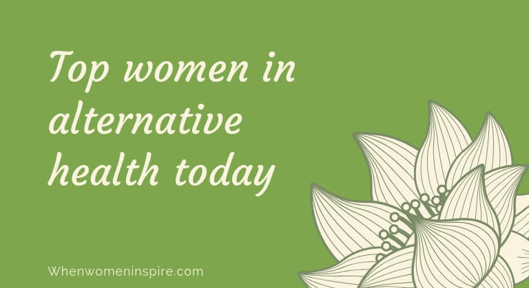 Women in alternative health